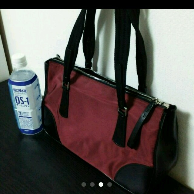 a67e4353e183 PRADA - 【本日限定】プラダ ミラノバッグの通販 by のぶたん's shop ...