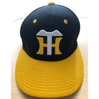 ハンシンタイガース(阪神タイガース)の阪神タイガース キャップ 帽子 未使用(応援グッズ)