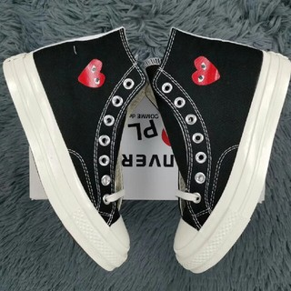 COMME des GARCONS - 新品未使用 CDG Play x Converse