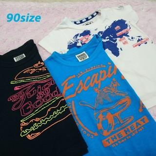 F.O.KIDS - 【USED】男の子90サイズTシャツセット