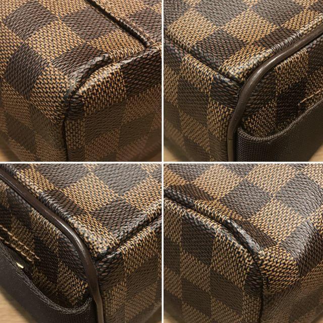 LOUIS VUITTON(ルイヴィトン)の美品 ルイヴィトン ダミエ オラフPM 斜め掛け ショルダーバッグ メンズのバッグ(ショルダーバッグ)の商品写真