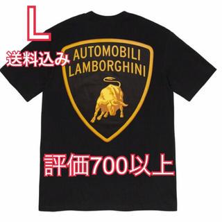 Supreme - L supreme Lamborghini Tee ランボルギーニ Tシャツ
