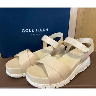 Cole Haan - COLE HAAN ゼログランドサンダル 6.5