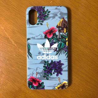 adidas - adidas iphoneX ケース