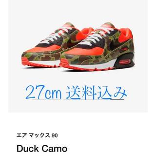 NIKE - ナイキ エア マックス 90 ダックカモ DUCK CAMO