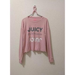 ジューシークチュール(Juicy Couture)のJuicy Couture Tシャツ 長袖 ジューシー クチュール(Tシャツ(長袖/七分))