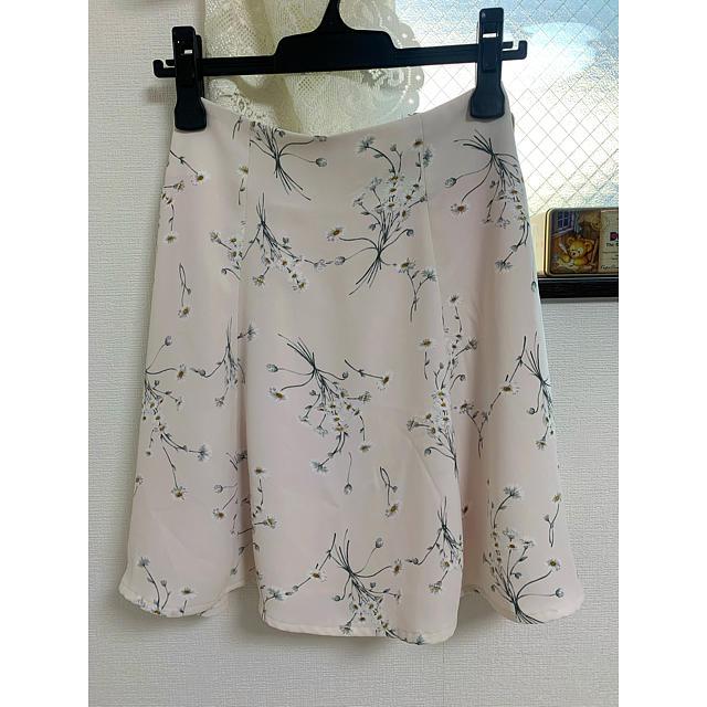 snidel(スナイデル)のSNIDEL タイニーマーガレットスカート レディースのスカート(ミニスカート)の商品写真