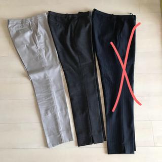 アオキ(AOKI)のパンツ スラックスSSサイズ アオキ オリヒカ(カジュアルパンツ)