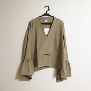BEAUTY&YOUTH UNITED ARROWS - 定価40,000 新品タグ付 ELIN ブラウス
