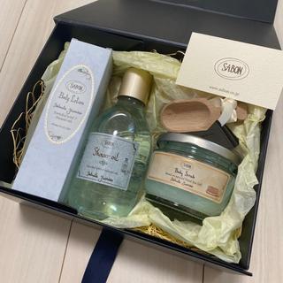 SABON - SABON♡限定箱付きジャスミンの香りセット