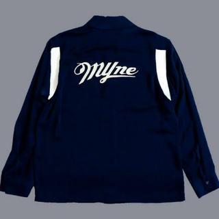 MIHARAYASUHIRO - Myne MIHARA YASUHIRO ボーリングシャツ