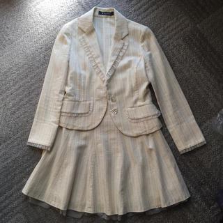 M'S GRACY - スカートスーツ