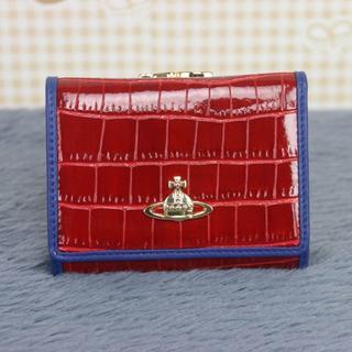 ヴィヴィアンウエストウッド(Vivienne Westwood)のヴィヴィアンウエストウッド 折財布 がま口財布 (財布)