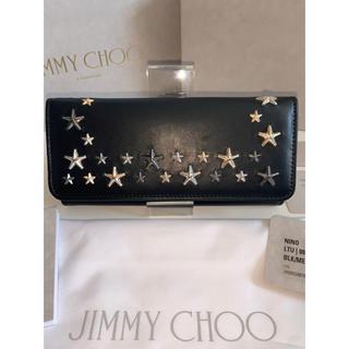 JIMMY CHOO - 【新品•未使用品★美品】JIMMY CHOO ジミーチュウ 長財布 NINO