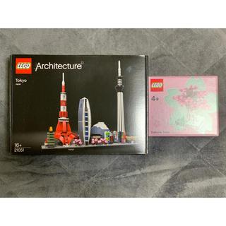 レゴ(Lego)のレゴ アーキテクチャ 東京 桜(その他)