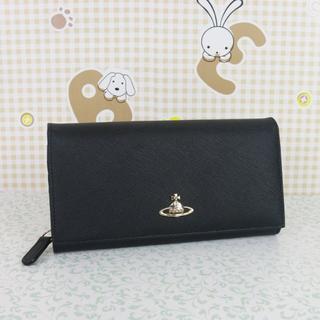 ヴィヴィアンウエストウッド(Vivienne Westwood)のヴィヴィアンウエストウッド 長財布 ブラック(財布)
