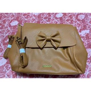 リズリサ(LIZ LISA)のリズリサ♡リュック リボン 福袋商品(リュック/バックパック)