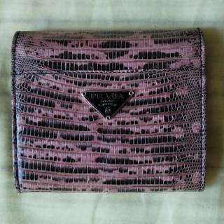 PRADA - 美品PRADA財布