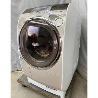 日立 - 日立 ドラム式洗濯乾燥機10kg ビッグドラム 風アイロン BD-V7300L