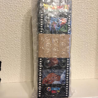 ドラゴンボール(ドラゴンボール)のドラゴンボールZ  映画ブロリー フィルム風ステッカーフルコンプ(キャラクターグッズ)
