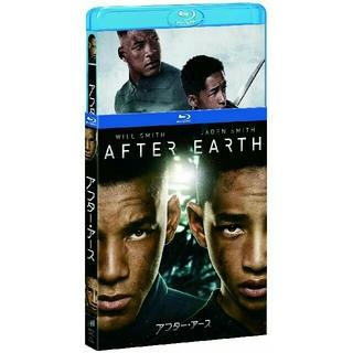 アフター・アース Blu-ray 主演ウィル・スミス