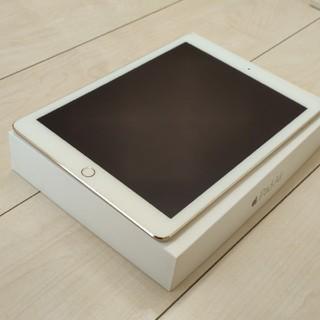 Apple - iPad Air2 Wifi/Cellular 64GB docomo ゴールド
