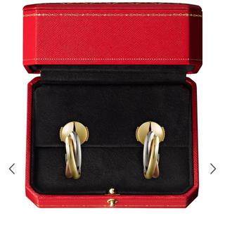 Cartier - カルティエ トリニティ イヤリング Cartier ピアス 両耳