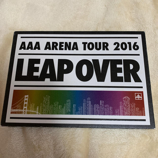 AAA - 値下げしました❣️AAA ARENA TOUR 2016 LEAP OVER