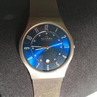 スカーゲン(SKAGEN)のスカーゲン 腕時計 チタン 233XLTTN SKAGEN (腕時計(アナログ))