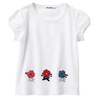 ファミリア(familiar)の即日発送可能ファミリアTシャツ90サイズ(その他)