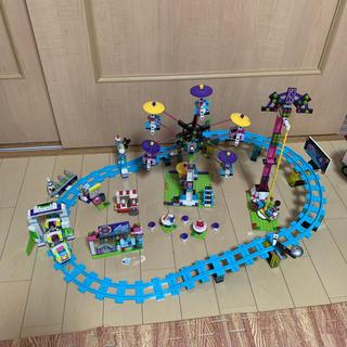 Lego - レゴ LEGO friends 遊園地