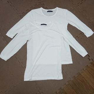 RAGEBLUE - 七分丈Tシャツ 二枚組 レイジブルー