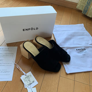 ENFOLD - エンフォルド ENFOLD サンダル 37