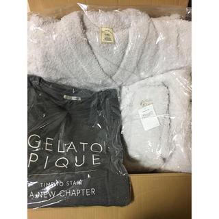 ジェラートピケ(gelato pique)の新品*ジェラートピケ 2020年プレミアム福袋 6点セット(ルームウェア)