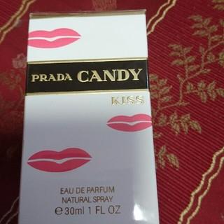 プラダ(PRADA)のプラダ キャンディ キスオーデバルファム♪♪♪(香水(女性用))