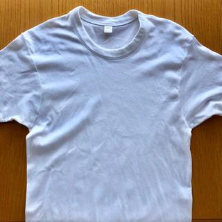 グンゼ GUNZE 快適工房 丸首 Tシャツ Lサイズ 三分袖スリーマー