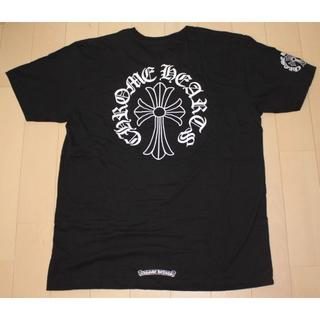 Chrome Hearts - CHROME HEARTS 2020SS ロゴ クロス Tシャツ XL