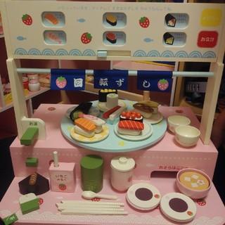 美品♡マザーガーデン♡2015年福袋 回転寿司♡お寿司♡(知育玩具)
