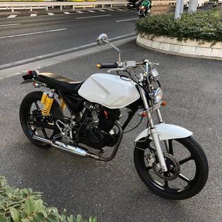 ホンダ - CB125 エンジン載せ替え カスタム車 シングル