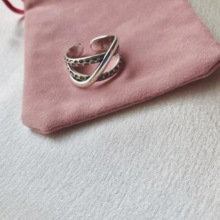 トゥデイフル(TODAYFUL)のsilver925 ring シルバー925リング(リング(指輪))