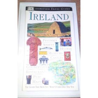 Ireland 旅行ガイド本 英語(地図/旅行ガイド)