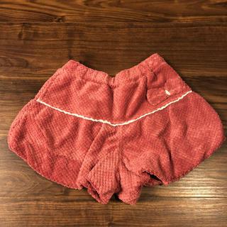 サンカンシオン(3can4on)の3can4on  キュロットスカート 140センチ(スカート)