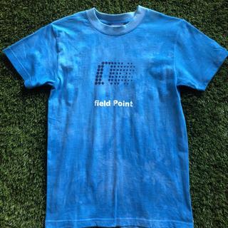 アルファヌメリック(alphanumeric)のTシャツ ブルー(Tシャツ(半袖/袖なし))