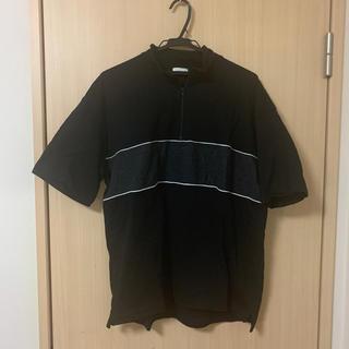 GU - GU 半袖 カットソー 黒