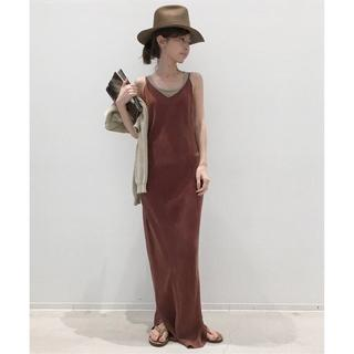 L'Appartement DEUXIEME CLASSE - 新品◆OZMA CAMI MAXI DRESS 36 L'Appartement