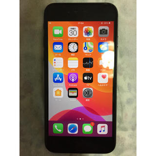 iPhone - iPhone7 black 32GB MNCE2J/A au