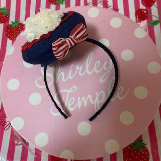 Shirley Temple - シャーリーテンプル カチューシャ