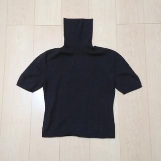 ドルチェアンドガッバーナ(DOLCE&GABBANA)のドルチェアンドガッバーナ 半袖セーター(ニット/セーター)