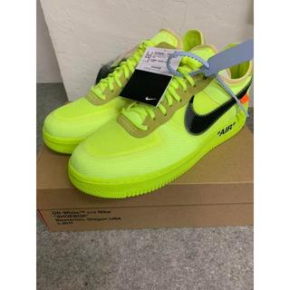 "NIKE - OFF-WHITE×NIKE AF1 LOW ""GHOSTING 3.0"""