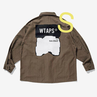 W)taps - Wtaps JUNGLE LS /SHIRT. COTTON 19aw